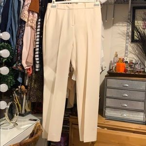 St. John Couture high waisted trousers